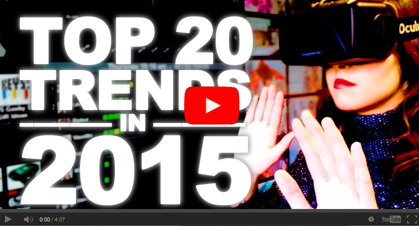 2015 Trends Keynote