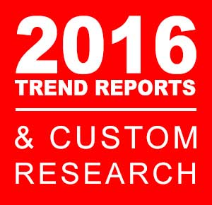 2016 Trend Reports