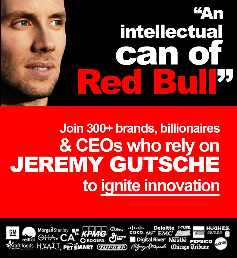 Jeremy Gutsche Keynote