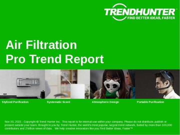 Air Filtration Trend Report and Air Filtration Market Research