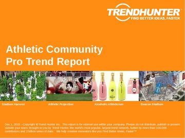 Athletic Community Trend Report and Athletic Community Market Research
