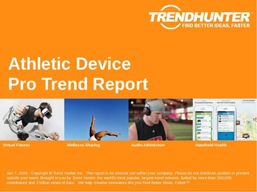 Athletic Device Trend Report and Athletic Device Market Research