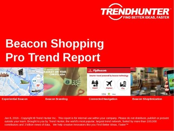 Beacon Shopping Trend Report and Beacon Shopping Market Research