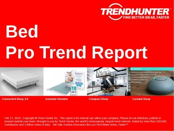 Bed Trend Report and Bed Market Research