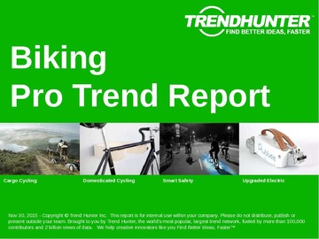 Biking Trend Report and Biking Market Research
