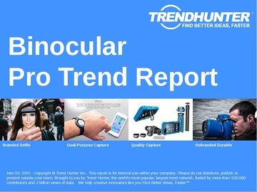 Binocular Trend Report and Binocular Market Research