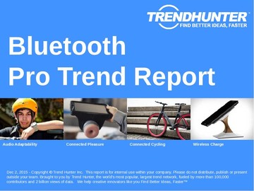 Bluetooth Trend Report and Bluetooth Market Research