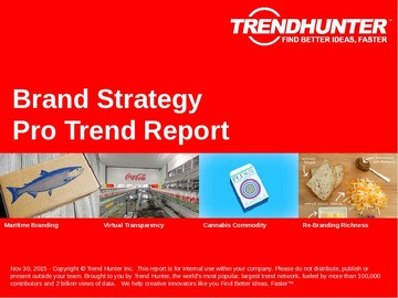 Brand Strategy Trend Report and Brand Strategy Market Research