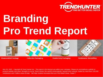 Branding Trend Report and Branding Market Research