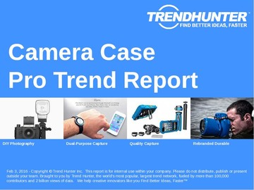 Camera Case Trend Report and Camera Case Market Research