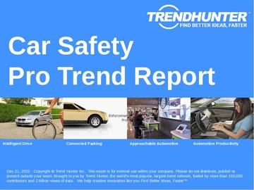 Car Safety Trend Report and Car Safety Market Research