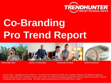 Co-Branding Trend Report and Co-Branding Market Research
