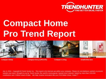 Compact Home Trend Report and Compact Home Market Research