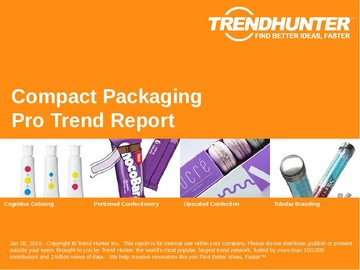 Compact Packaging Trend Report and Compact Packaging Market Research