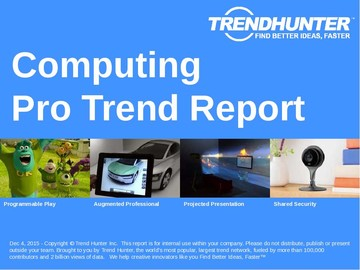 Computing Trend Report and Computing Market Research