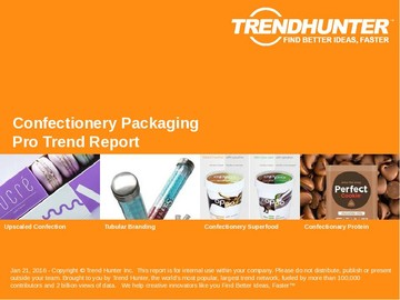 Confectionery Packaging Trend Report and Confectionery Packaging Market Research