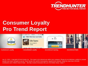Consumer Loyalty Trend Report and Consumer Loyalty Market Research