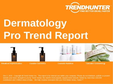 Dermatology Trend Report and Dermatology Market Research