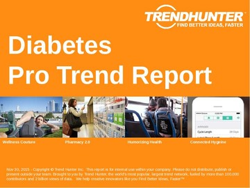 Diabetes Trend Report and Diabetes Market Research