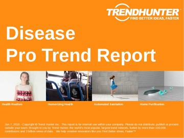 Disease Trend Report and Disease Market Research