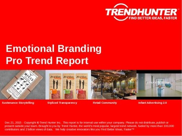 Emotional Branding Trend Report and Emotional Branding Market Research