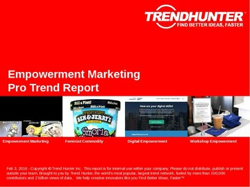 Empowerment Marketing Trend Report and Empowerment Marketing Market Research
