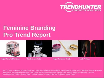 Feminine Branding Trend Report and Feminine Branding Market Research