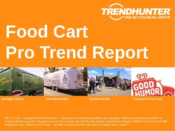 Food Cart Trend Report and Food Cart Market Research