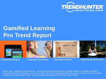 Gamified Learning Trend Report and Gamified Learning Market Research