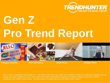 Gen Z Trend Report and Gen Z Market Research