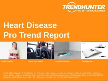 Heart Disease Trend Report and Heart Disease Market Research