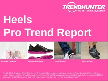 Heels Trend Report and Heels Market Research