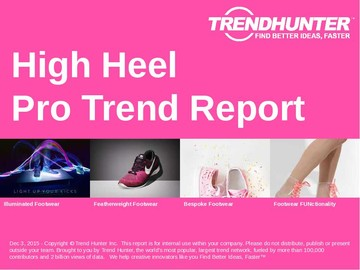 High Heel Trend Report and High Heel Market Research