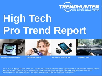 High Tech Trend Report and High Tech Market Research