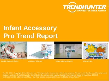 Infant Accessory Trend Report and Infant Accessory Market Research