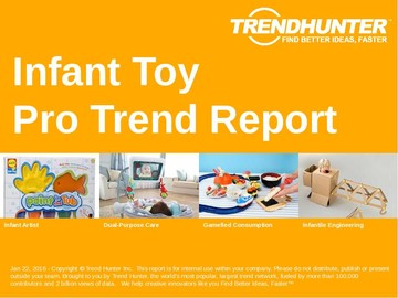 Infant Toy Trend Report and Infant Toy Market Research