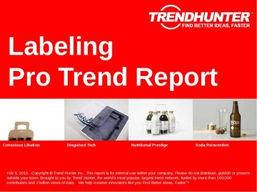 Labeling Trend Report and Labeling Market Research