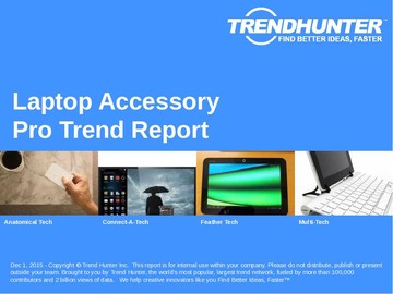 Laptop Accessory Trend Report and Laptop Accessory Market Research