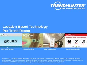 Location-Based Technology Trend Report and Location-Based Technology Market Research