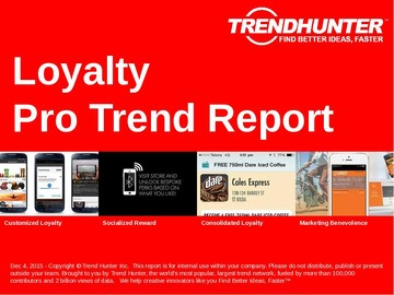 Loyalty Trend Report and Loyalty Market Research