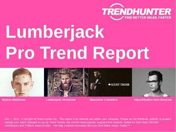 Lumberjack Trend Report and Lumberjack Market Research