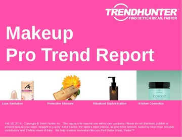 Makeup Trend Report and Makeup Market Research