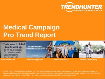 Medical Campaign Trend Report and Medical Campaign Market Research