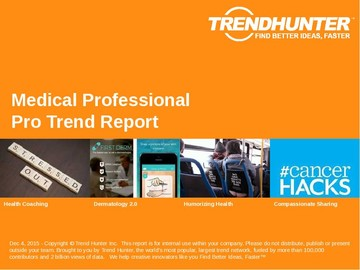 Medical Professional Trend Report and Medical Professional Market Research
