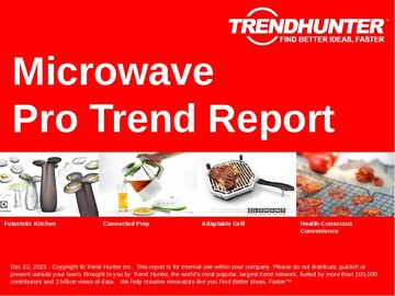 Microwave Trend Report and Microwave Market Research