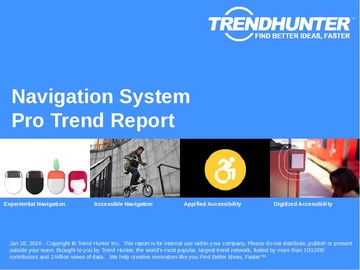 Navigation System Trend Report and Navigation System Market Research