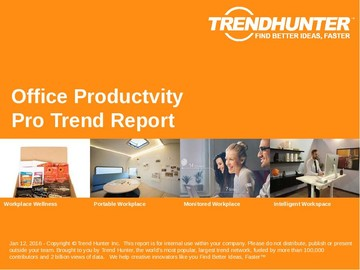 Office Productvity Trend Report and Office Productvity Market Research