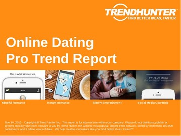 Online Dating Trend Report and Online Dating Market Research