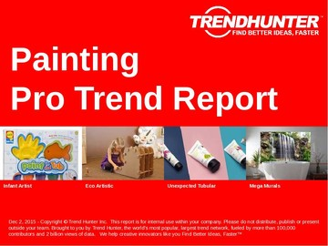 Painting Trend Report and Painting Market Research