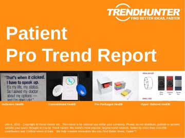 Patient Trend Report and Patient Market Research